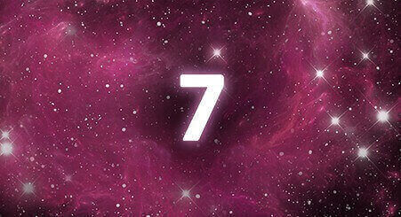 What is the meaning of the number 7?