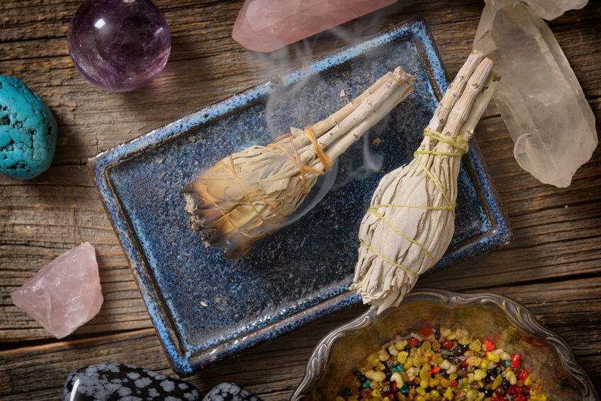 Smudging Prayer to Cleanse Your Energy