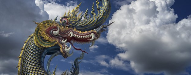 Spiritual dragon - Dragon spirit guides and their Signs