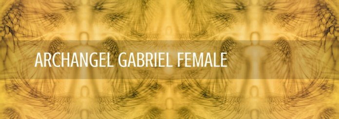 archangel gabriel female
