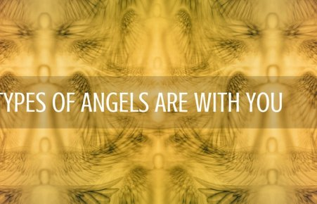 Angels Spiritual – 3 Types Of Angels Are With You