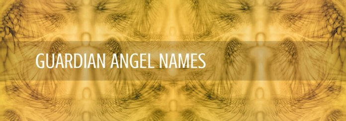 guardian angel names