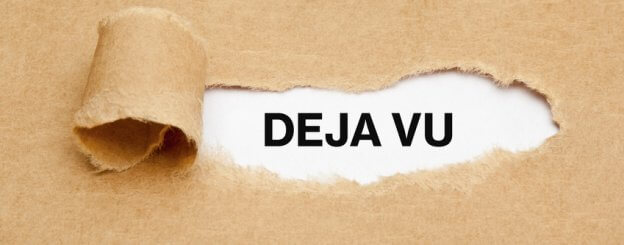 what does deja vu mean spiritually