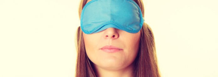 meditation eye mask