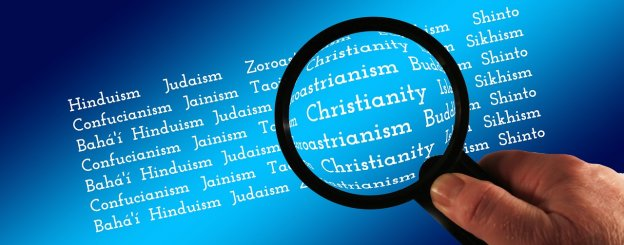 judaism and christianity similarities chart