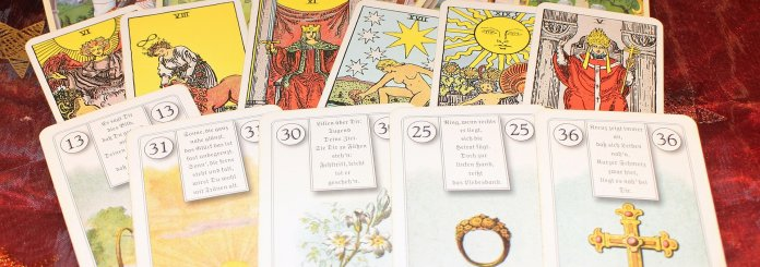 Oracle Cards tarot cards